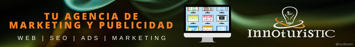 Pagina web para tu negocio rural y posicionamiento web